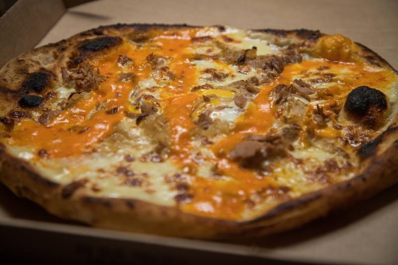 Pizzas - Atelier de Julien - Restaurant Nice
